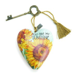 Enesco Art Heart You Are My Sunshine Figür