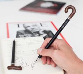Kikkerland BASTON Tükenmez Kalemler 2li Set - Thumbnail