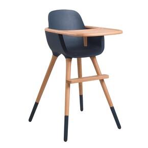 BEE High Chair Mama Sandalyesi Siyah - Thumbnail