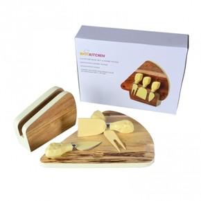 Biggkitchen 3Lü Peynir Bıçak Seti - Thumbnail