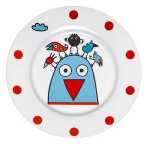BIRDS Porselen Set 3 parça - Thumbnail