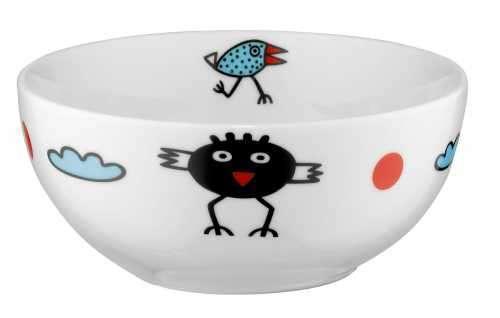 BIRDS Porselen Set 3 parça