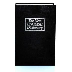 BOOK SAFE Kitap Görünümlü Gizli Kasa - Thumbnail