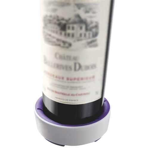 Vacu Vin Şarap Şişe Altlığı Beyaz