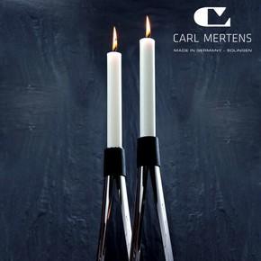 Carl Mertens DELFT Şamdan 2 adet - Thumbnail
