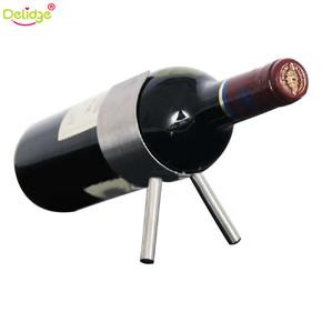 Delidge Paslanmaz Çelik Şarap Standı - Thumbnail