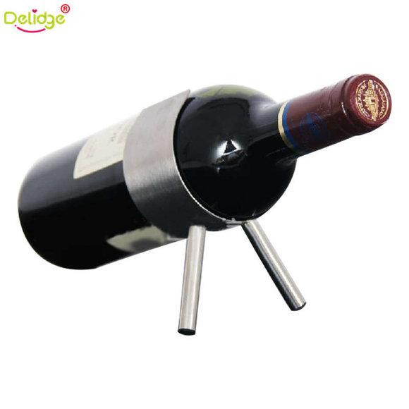 Delidge Paslanmaz Çelik Şarap Standı