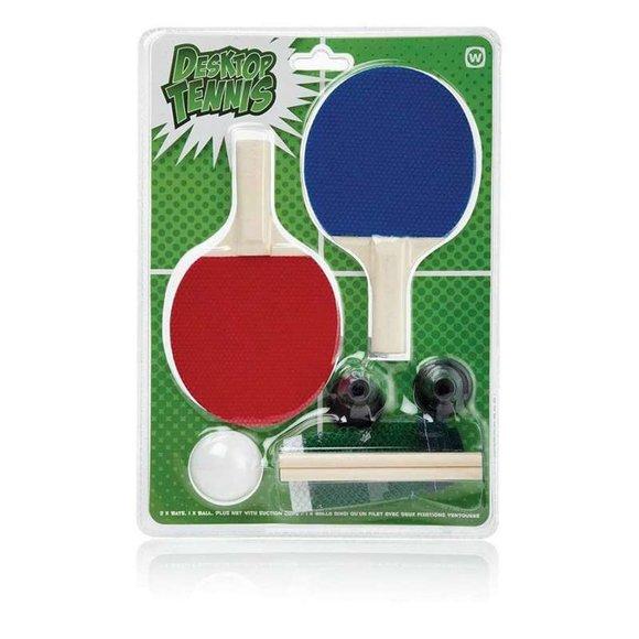 DESKTOP TENNIS Mini Masa Tenisi Oyunu Seti