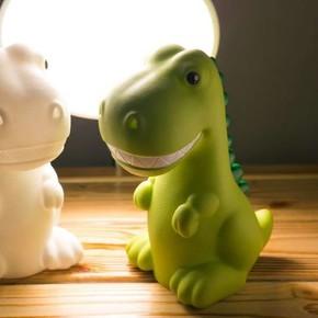 DHINK - DHINK Dino Yeşil Gece Lambası