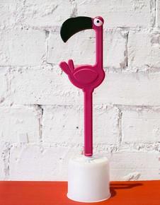 DHINK - DHINK Flamingo Tuvalet Fırçası