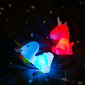 DHINK Unicorn Gece Lambası - Thumbnail