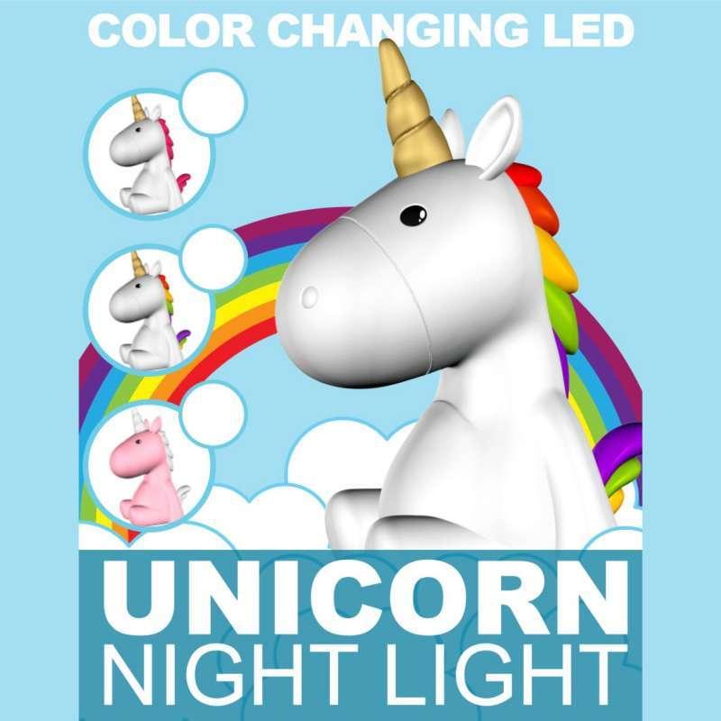 DHINK Unicorn Gece Lambası