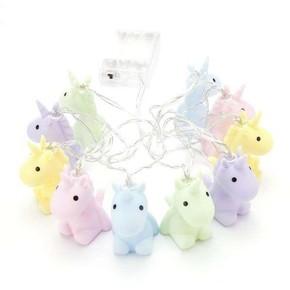 DHINK Unicorn String Gece Lambası - Thumbnail