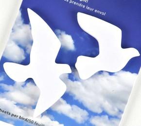 Kikkerland - Kikkerland DOVE Güvercin Not Kağıtları