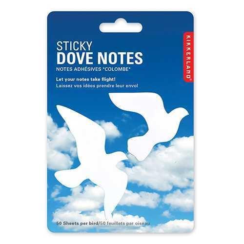 Kikkerland DOVE Güvercin Not Kağıtları