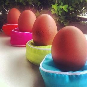 Vacu Vin - Vacu Vin Yumurta Yastığı Seti 4 lü