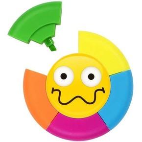 NPW - EMOJINAL HIGHLIGHTER Emoji Fosforlu Kalem Seti