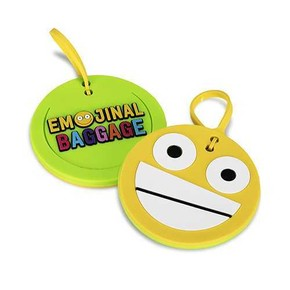 NPW - EMOJINAL LUGGAGE TAG Emoji Valiz Etiketi