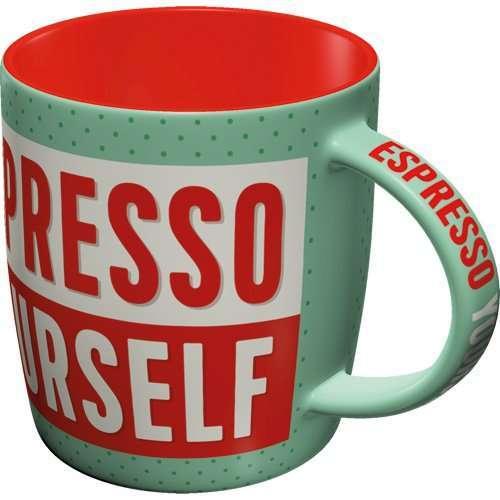 Espresso Yourself Kupa Bardak