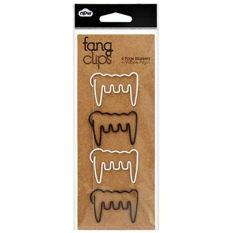 Fang Clips VAMPİR Dişleri Ataşlar