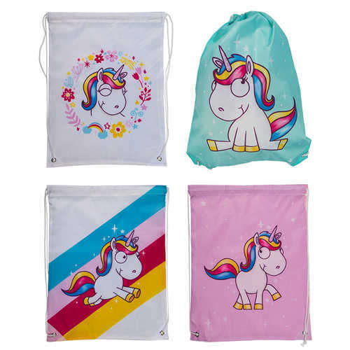 FASHION BAG COMIC UNICORN İpli Sırt Çantası