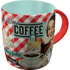 Nostalgic Art - Have A Coffee Kupa Bardak