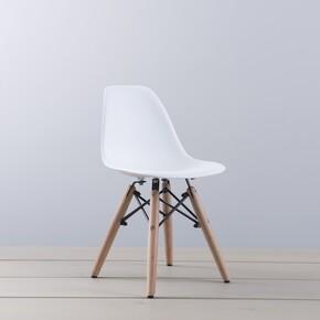 Iconic Kids - Iconic Kids Kolçaksız Çocuk Sandalyesi Beyaz