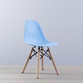 Iconic Kids - Iconic Kids Kolçaksız Çocuk Sandalyesi Mavi