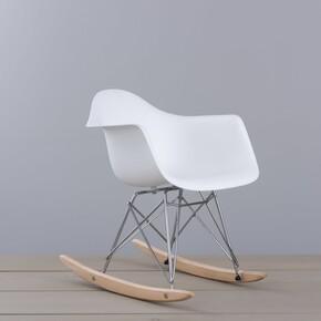 Iconic Kids - Iconic Kids Sallanan Çocuk Sandalyesi Beyaz