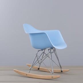Iconic Kids - Iconic Kids Sallanan Çocuk Sandalyesi Mavi