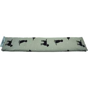 Kayigo Warmy Hugging Pillow - Black Dog - Thumbnail