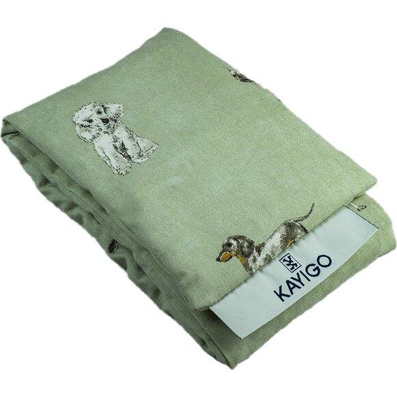 Kayigo Warmy Hugging Pillow - Green