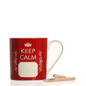 Biggdesign - KEEP CALM MUG Kupa Bardak