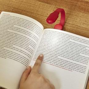 Kikkerland - Kikkerland CLIP BOOK LIGHT Şarj Edilebilir Kitap Okuma Işığı