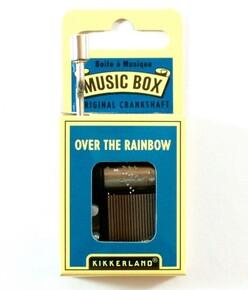 Kikkerland - Kikkerland OVER The RAINBOW Müzik Kutusu
