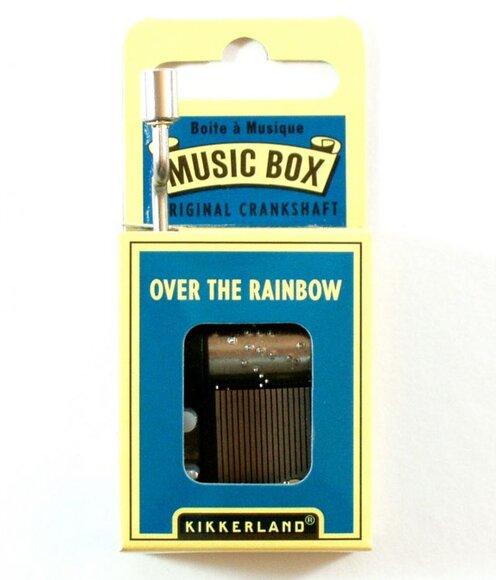 Kikkerland OVER The RAINBOW Müzik Kutusu