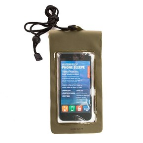 Kikkerland - Kikkerland WATERPROOF PHONE SLEEVE Su Geçirmez Telefon Kılıfı