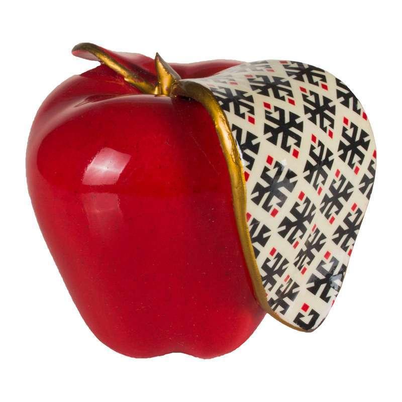 KİLİM Desen Dekoratif Elma Büyük Boy