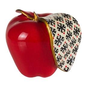 Biggdesign - KİLİM Desen Dekoratif Elma Büyük Boy