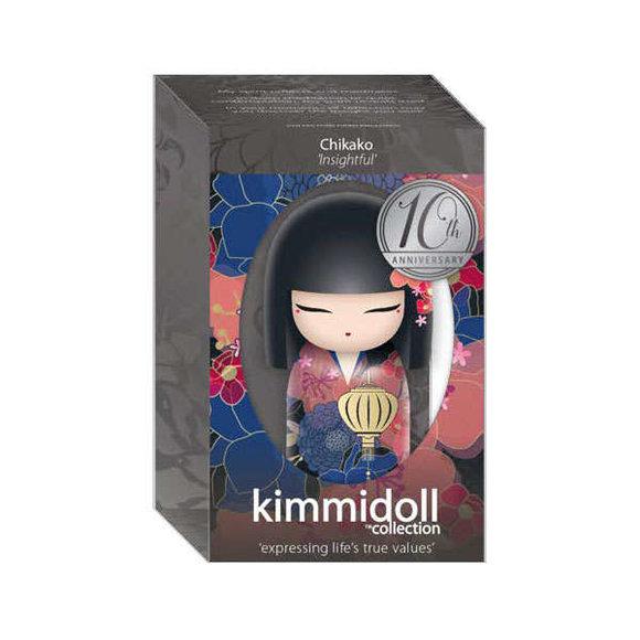 Kimmidoll CHIKAKO - INSIGHTFUL Dekoratif Mini Biblo