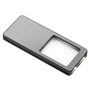 LACHUTE Çok Amaçlı Işıklı Mini Cep Büyüteci - Thumbnail