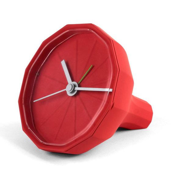 Lexon Babylon Alarm Saat Kırmızı