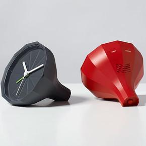 Lexon Babylon Alarm Saat Kırmızı - Thumbnail