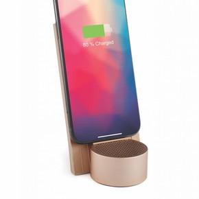 Lexon City Energy LD141D9 Kablosuz Şarj Cihazı ve Bluetooth Hoparlör - Thumbnail