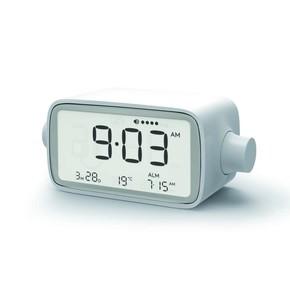 194 - Lexon DreamTime Alarm Saat Beyaz