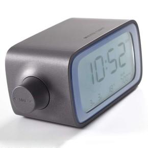 Lexon DreamTime Alarm Saat Gri - Thumbnail
