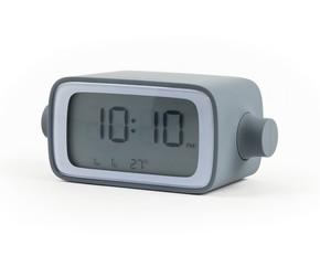 Lexon DreamTime Alarm Saat Gri Mavi - Thumbnail