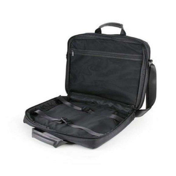 LEXON EVO LN1207N Laptop Bölmeli Seyahat Çantası Siyah