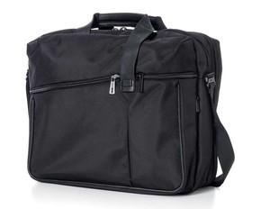 LEXON - LEXON EVO LN1207N Laptop Bölmeli Seyahat Çantası Siyah