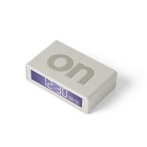 LEXON - Lexon Flip LR143W7 Travel Alarm Saat Beyaz